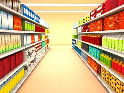Augmented Reality And Grocery Shopping
