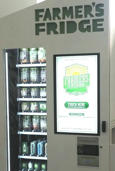 fresh healthy vending machine cost