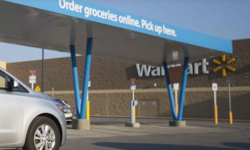 Putting Walmart's biggest standalone pickup/delivery