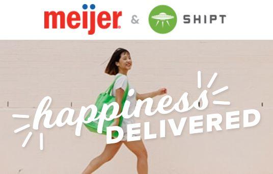 Image result for meijer delivery service shipt